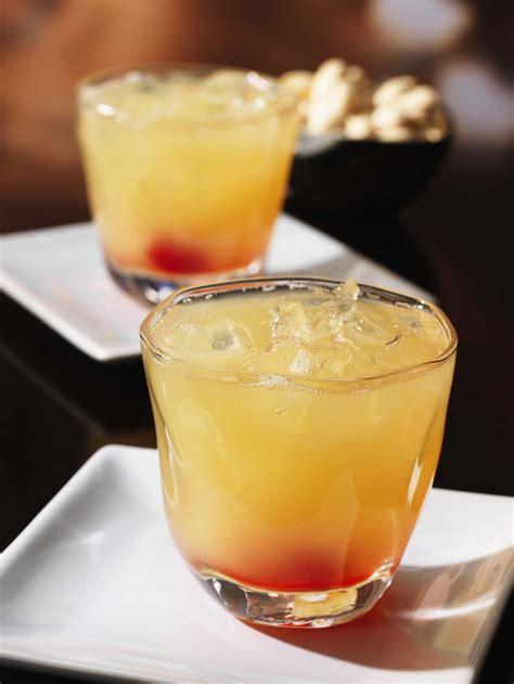 tequila sunrise cocktail recipes