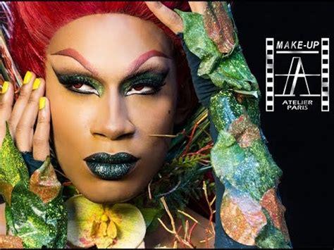tutorial make up viva quen modern drag queen make up tutorial make up atelier paris