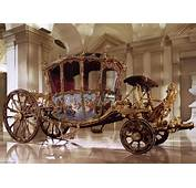Golden Carriage Wood By Nicolas Pineau 1684 1754 France