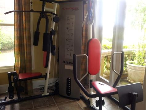 weider pro 4250 home espotted