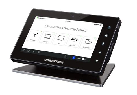 product specifications tsw 1050 crestron electronics tsw 560 ttk b s tabletop kit for tsw 560 touch screen