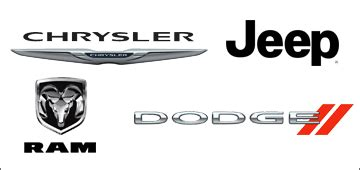 chrysler jeep logo and used cars serving pa