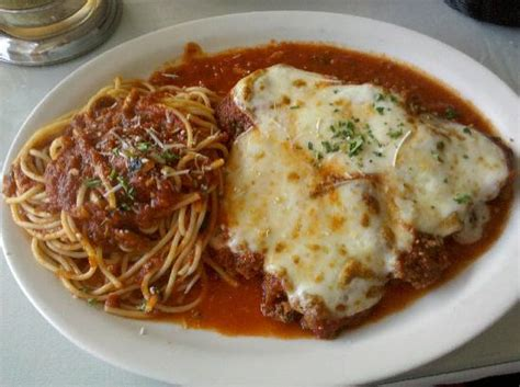 veal parm veal parmesan picture of ciao restaurant myrtle beach