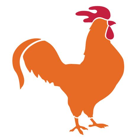 printable rooster stencils rooster stencils free images