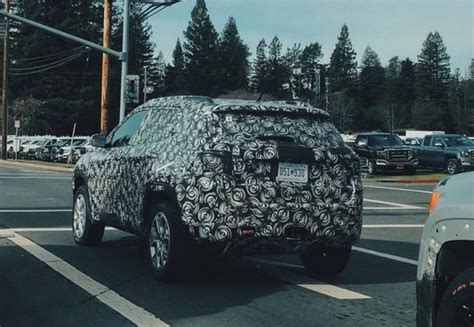 2017 jeep prototype 2017 jeep c suv prototype autos post