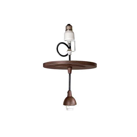 Can Light To Pendant Shop Portfolio 1 Light Bronze Mix And Match Mini Pendant Light At Lowes