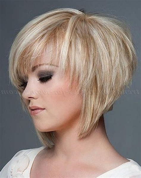 15 best inverted bob with bangs short hairstyles 2017 15 collection of inverted bob hairstyles with bangs