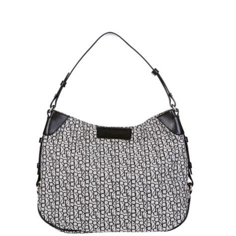Bag Ck Holy 2 ck by calvin klein logo hobo shoulder bag