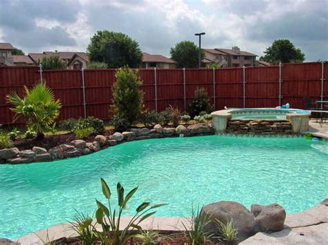 pool landscaping design tips and design ideas for installing an inground swimming