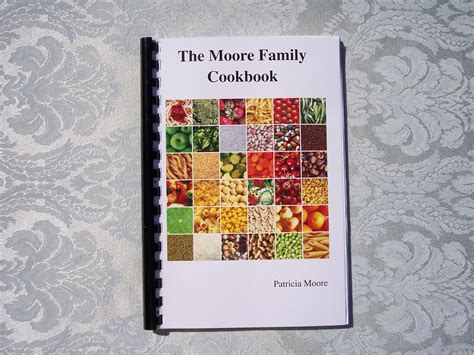 cookbook template makethefamilycookbook