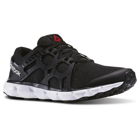 Sale Reebok Womens Hexaffect Tm Running Shoe Mist White Bla 1 reebok reebook shoes shoes reebok hexaffect run 4 0