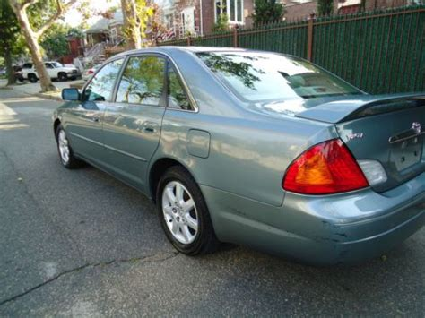 2001 Toyota Avalon Mpg Buy Used 2001 Toyota Avalon Xls In New York