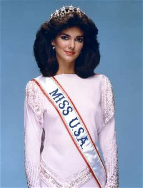 Marie Dresser by Thecrowncompetitors Miss Usa 1985