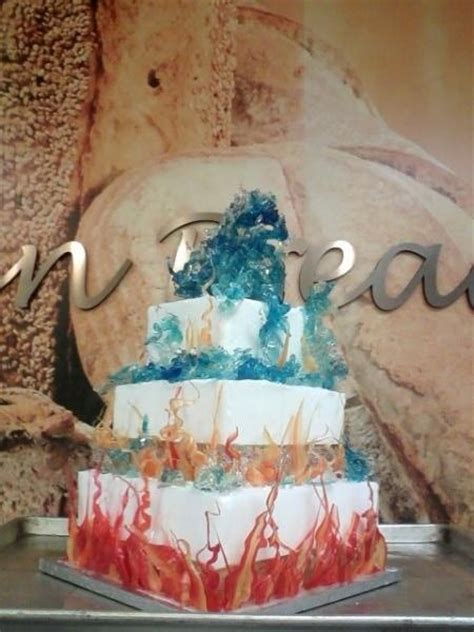 sweet themes bakery facebook 9 best images about fire ice cakes on pinterest
