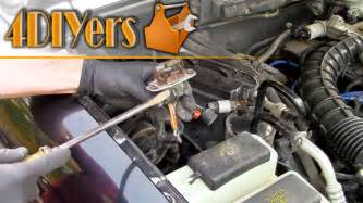blower motor resistor location on 1999 ford ranger diy ford ranger blower motor resistor replacement