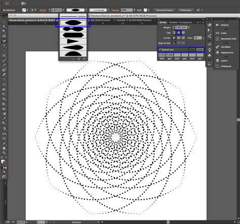 spiral pattern illustrator tutorial mapping a pattern to a 3d object in illustrator