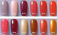 opi gel color chart 2015 opi nail polish color chart on pinterest opi opi nail