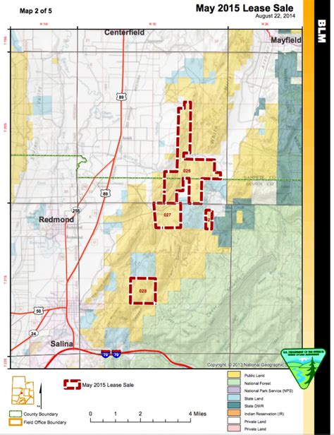 blm maps blm seeks comment on environmental assessments may 2015 gas lease sale st george news