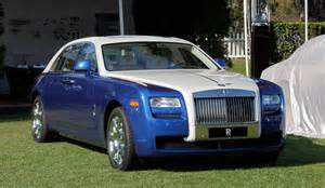 Cost Of Rolls Royce 2013 Rolls Royce Ghost Starting Price Rises To 260 750