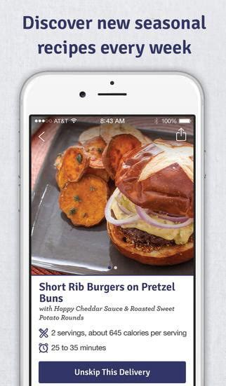 blue apron recipe favorites on pinterest 216 pins get cooking with blue apron s new ios app digital trends