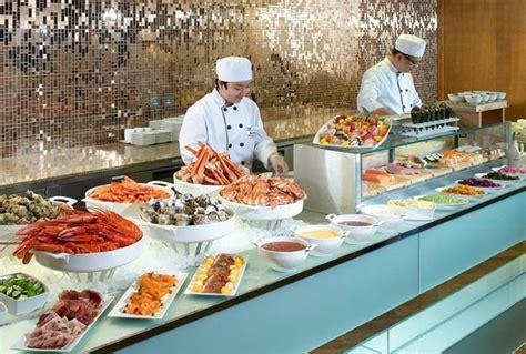 5 star hong kong hotel buffet in lantau island picture