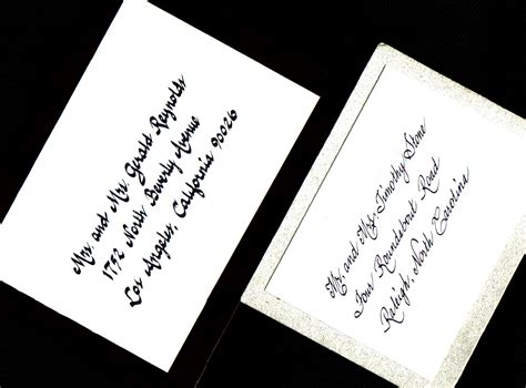 how to write calligraphy for wedding invitations how to learn calligraphy for wedding invitations ehow uk