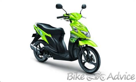 Suzuki Moped Models Scooters Expected In 2012
