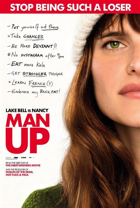 man up film zwiastun man up 2015 poster lake bell photo 38414495 fanpop