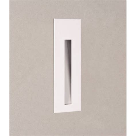 bathroom lighting led recessed astro borgo 43 7543 led bathroom wall light online at