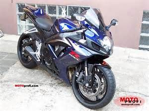 2008 Suzuki Gsxr 750 Suzuki Gsx R 750 2008 Specs And Photos