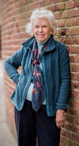 a living palette designer taps nature for her work connecticut post