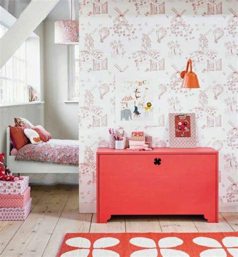 Tolle Kinderzimmer Gestalten by 48 Tolle Beispiele F 252 R Kinderzimmer Tapete