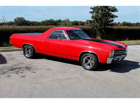 1972 el camino for sale 1972 chevrolet el camino for sale on classiccars