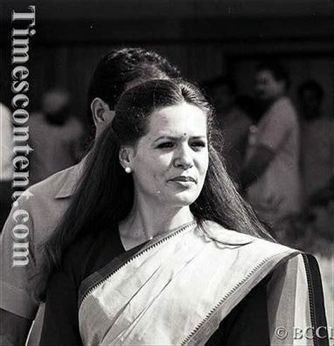 biography of sonia gandhi india flashback sonia gandhi s life in pics indiatimes com