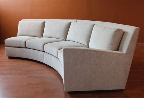 Small Curved Sectional Sofa 2018 Small Curved Sectional Sofas Sofa Ideas