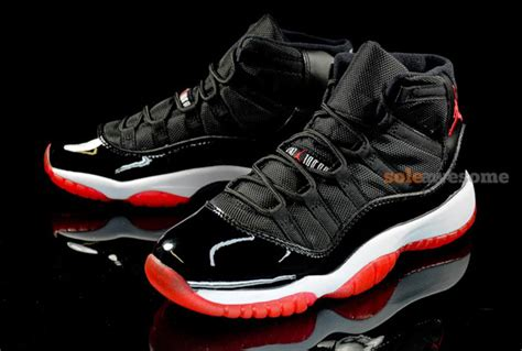 Diskon Air 11 Bred air xi quot bred quot gs sneakernews