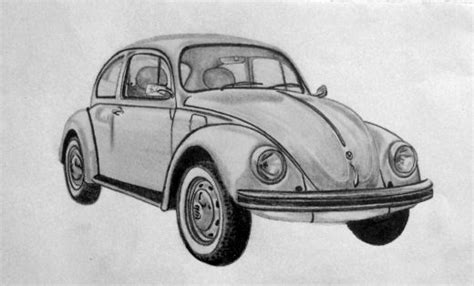 old volkswagen drawing how to draw cars easy hubpages