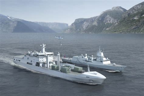 boat service norway bmt s aegir design selected for royal norwegian navy s
