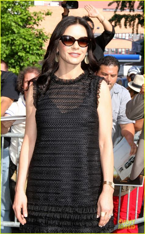 Catherine Zeta Jones Launches Wait For It A Perfume by Catherine Zeta Jones Can T Wait For Election To Be