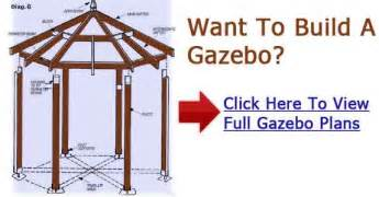 How To Build An Octagon Gazebo by Octagonal Gazebo Plans Free Octagon Gazebo Plans