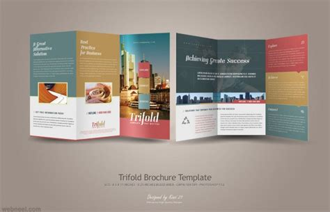 creative brochure template 50 creative corporate brochure design ideas for your