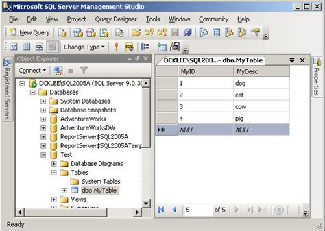 insert data into table sql import excel data into sql server using copy and paste