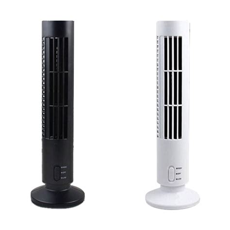 Ac Portable Ac Mini Desk Mini Fan portable usb mini bladeless no leaf air conditioner