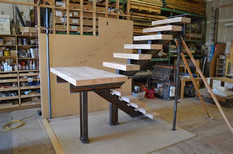 Free Standing Stairs Design Mw Design Workshop