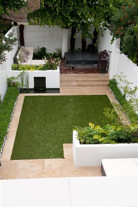 small rectangular backyard ideas 25 id 233 es pour am 233 nager et d 233 corer un petit jardin
