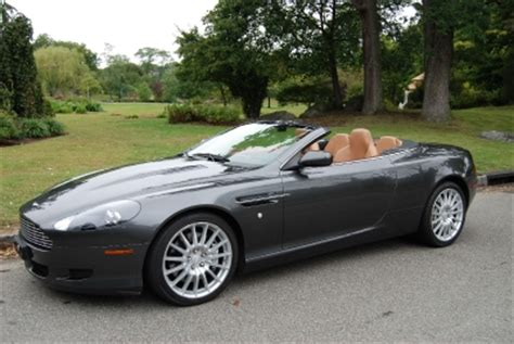 old car owners manuals 2006 aston martin db9 volante parental controls 2006 aston martin db9 volante classic cars for sale