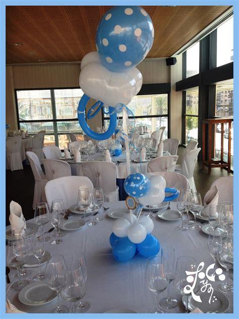 centro de mesa con globos restaurante sporting valencia eleyce eventos valencia