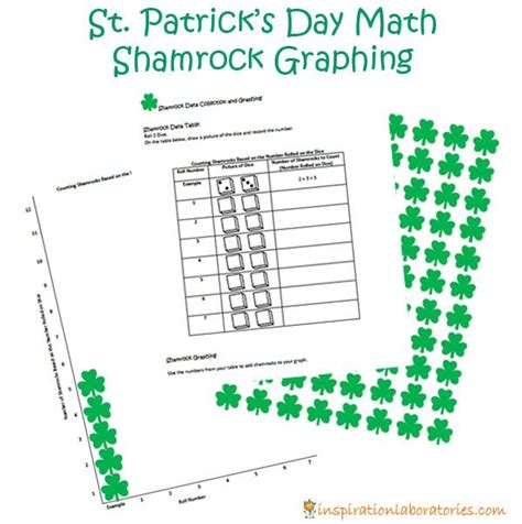 s day math 29 best images about shamrock on diy