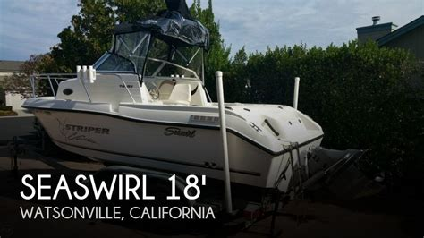 striper boats for sale california seaswirl striper boats for sale in california