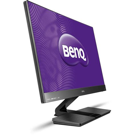 Monitor Led Merk Benq benq ew2440l 24 quot led monitor black 9h laglb qba b h photo